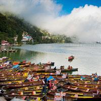 New Delhi - Mussoorie - Ranikhet - Kausani - Nainital - Corbett