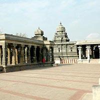Trichy - Rameshwaram - Kanyakumari - Madurai - Palani - Kumbakonam - Dharmapuri - Thiruvannamalai - Thirupathi - Chennai