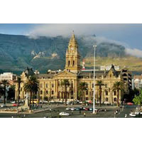 Cape Town - Suncity - Johannesburg