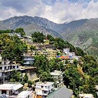 Delhi - Shimla - Kullu - Manali - Dharamsala