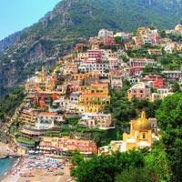 Rome - Naples - Pompeii - Sorrento - Capri - Rome