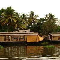 New Delhi - Goa - Mumbai - Cochin - Munnar - Periyar - Kottayam - Alleppey - Kovalam - Trivandrum
