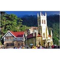 Shimla - Kullu - Bhuntar - Manikaran - Manali - Rotang Pass - Mandi
