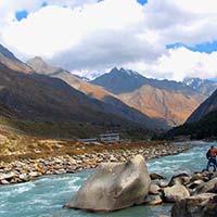 Shimla - Sarahan - Sangla - Kalpa - Rampur