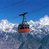 Ranikhet - Nainital - Corbett National Park - Haridwar - Rishikesh - Auli - Mussoorie