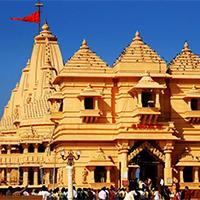 Ahmedabad - Jamnagar - Dwarka - Porbandar - Somnath - Sasan Gir - Junagadh - Virpur - Gondal - Rajkot