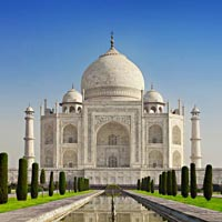Delhi - Mathura - Vrindavan - Agra - Fatehpur Sikri
