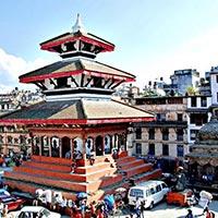 Gorakhpur - Pokhara - Jomsom - Muktinath - Manokamana - Kathmandu - Nagarkot - Chitwan