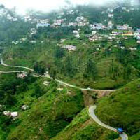 Nainital - Almora - Ranikhet - Kausani