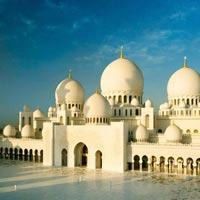 Dubai - Abu Dhabi - Ferrari World