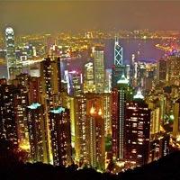 Shenzhen - Macau - Hong Kong