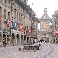 Switzerland - Schaffhausen - Zurich - Engelerg - Bern