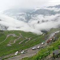 Chandigarh - Pinjor Garden - Timber Trial - Shimla City - Shimla Mall Road - Kufri - Hanogi Temple - Kullu - Manali - Solang Valley - Manali - Baijnath - Palampur - Dharamsala