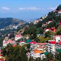 Delhi - Amritsar - Dharamsala - Manali - Shimla - Chandigarh