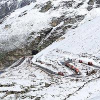 Shimla - Sarahan - Sangla - Chitkul - Kalpa - Kullu - Manali - Rohtang Pass - Chandigarh