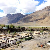 Shimla - Sarahan - Sangla - Kalpa - Tabo - Kaza - Kunzum - Rohtang Pass - Manali