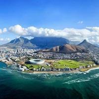 Cape Town - Livingstone - Sun City - Johannesburg
