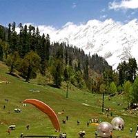 Amritsar - Dalhousie - Dharamsala - Manali - Shimla - Ambala
