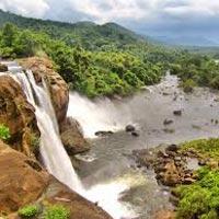 Coimbatore - Palakkad - Athirappilly - Alleppey - Kovalam - Trivandrum