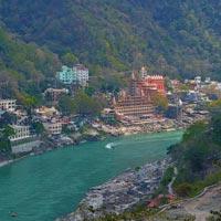 New Delhi - Jaipur - Fatehpur Sikri - Agra - Mathura - Haridwar - Rishikesh
