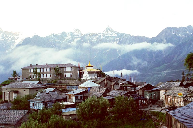 Chandigarh - Shimla - Rampur