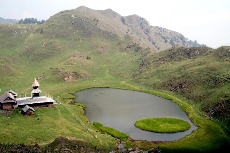 Chandigarh - Bilaspur - Mandi - Dharamsala - Pong Dam - Jawala ji - Chandigarh