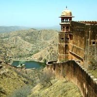 Delhi - Jaipur - Ranthambore - Bharatpur - Fatehpur Sikri - Agra - Jhansi - Orchha - Khajuraho - Bandhavgarh - Kanha - Jabalpur