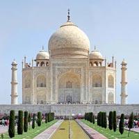 Delhi - Agra - Jaipur - Mumbai - Aurangabad