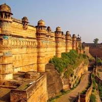 Delhi - Varanasi - Khajuraho - Gwalior - Agra - Jaipur