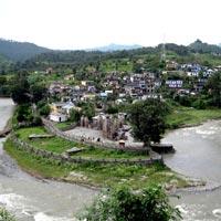 Delhi - Kangra - Palampur - Dharamsala - Amritsar - Haridwar - Rishikesh - Varanasi - Kahjuraho - Orchha - Agra - Fatephur Sikri - Jaipur