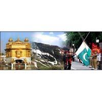 Chandigarh - Shimla - Kufri - Shimla local - Kullu - Mandi - Manali - Rohtang pass - Manikaran - Manali Local - Dharamshala - Naddi - McleodganJ - Dalhousie - Khajjiar - Dalhousie Local - Amritsar - Chandigarh
