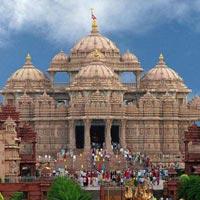 Ahmedabad - Jamnagar - Dwarka - Porbandar - Somnath - Diu - Sasangir - Junagarh