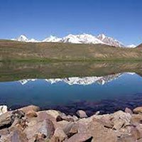 New Delhi - Chandigarh - Dharamshala - Mcleodganj - Shimla - Sarahan - Recong Peo - Kalpa - kaza