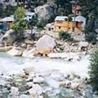 New Delhi - Rishikesh - Barkot - Yamunotri - Uttarkashi - Gangotri - Haridwar