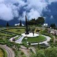 Bagdogra - Gangtok - Darjeeling