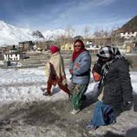 New Delhi - Shimla - Rampur - Sarahan - Sangla - Chitkul - Kamru Fort - Kaza - Manali - Chandigarh