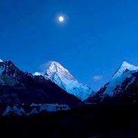 Islamabad - Skardu - Askole - Jula - Paiju - Urdukus - Goro II - Concordia - Trango Towers - Masherbrum - K2 - Broad Peak