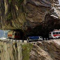 Chandigarh - Shimla - Rampur - Sarahan - Sangla - Kalpa - Nako - Tabo - Dhankar - Pin Valley - Kaza - Manali