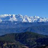 Delhi - Dehradun - Mussoorie - Ranikhet - Almora - Kausani