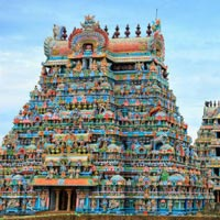 Chennai - Kanchipuram - Mahabalipuram - Thiruvannamalai - Pondicherry - Chidambaram - Thanjavur - Trichy - Madurai - Kanyakumari - Trivandrum
