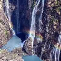 Bangalore - Shimoga - Sigandhur - Jog Falls