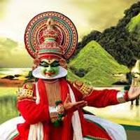 Munnar - Thekkady - Kumarakom - Kovalam