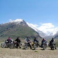 Manali - Jispa - Sarchu - Patseo - Tso Kar - Sarchu -  Leh - Nubra - Alchi - Lamayuru - Kargil - Kashmir - Jammu - Amritsar