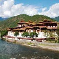 Paro - Thimphu - Wangdue - Punakha