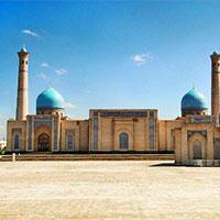 Tashkent - Chingan - Charwak Lake