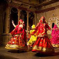 Udaipur - Nathdwara - Chittorgarh - Kumbhalgarh - Jodhpur - Jaisalmer - Bikaner - Jaipur