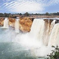 Raipur - Jagdalpur - Kanger Valley National Park - Chitrakoot Falls - Nagarnar