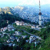 Darjeeling - Gangtok - Tsomgo Lake - Baba Mandir - Siliguri