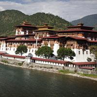 Paro - Thimphu - Punakha / Wangdue - Bumthang