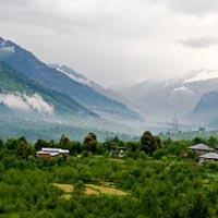 Delhi - Kasauli - Chail - Shimla - Naldhera - Manali - Delhi